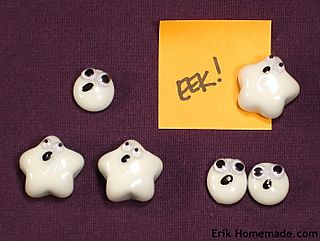 Little Ghost Magnets