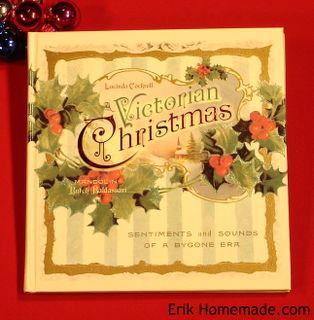 Victorian Christmas book