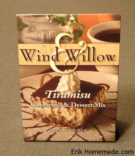 Wind and Willows Tiramisu Mix