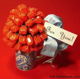 Gift Mug with Candy photo