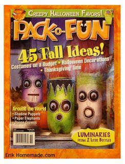 Pack-O-Fun Nov 2009