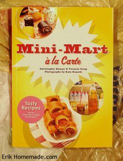Mini Mart a la Carte book