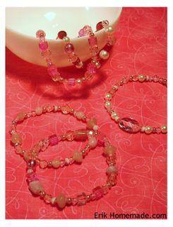 Candy Bead Bracelets photo