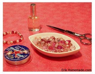 BCA Candy Bracelets project photo