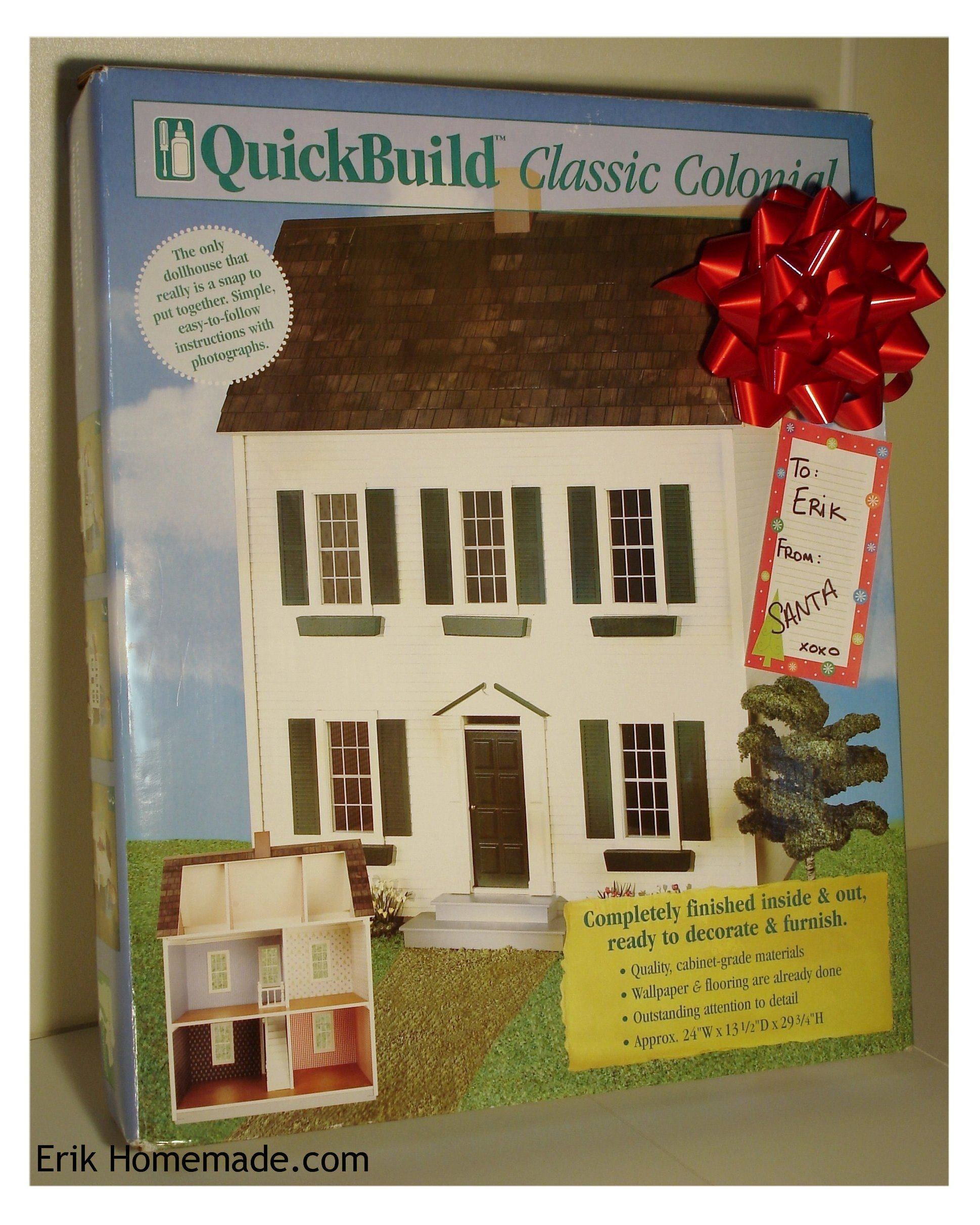 Dollhouse Gift photo