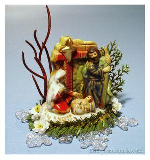 Nativity Decoration 3 photo