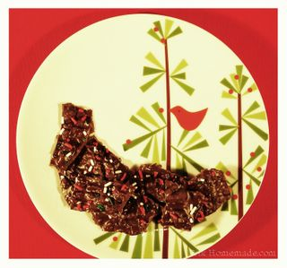 Gingerbread Bark recipe photo - Copy