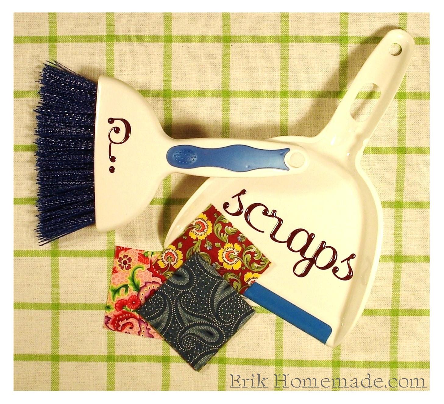 Scrap Mystery Dustpan photo