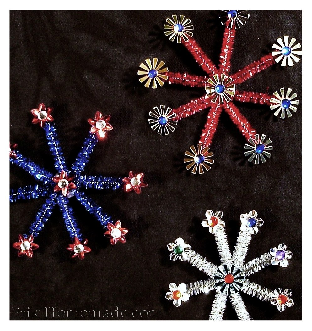Fireworks Embellishment photo