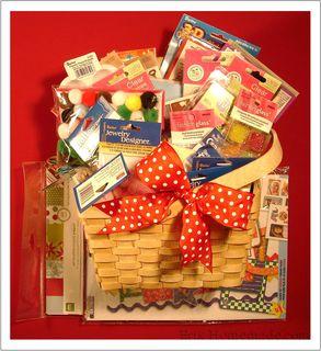 2010 Birthday Basket Prize