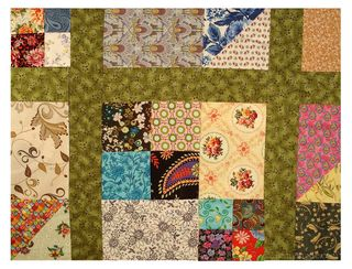 Mystery Quilt page 19