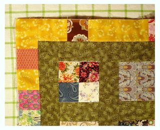 Mystery Quilt page 21