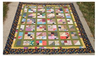 Sample Scrap Pile Mystery Quilt snapshot
