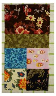 Scrap Pile Mystery Quilt page 14