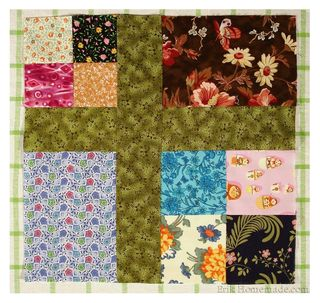 Mystery Quilt page 17