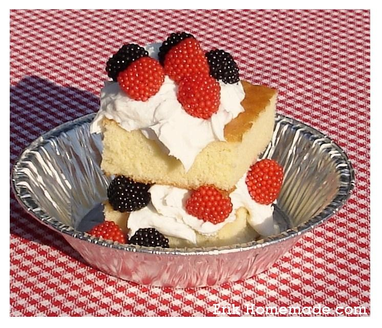 Sweet Cream Berry Cupcakes! photo - Copy