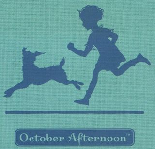 October Afternoon button
