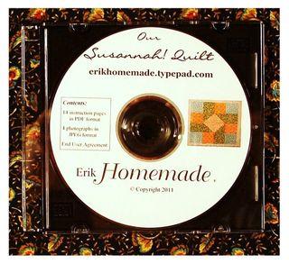 Our Susannah! CD Pattern