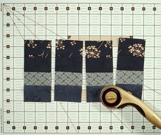 Cut the strips photo