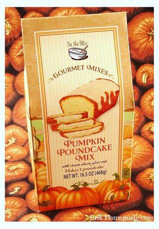 Castle Foods Pumpkin Poundcake Mix photo