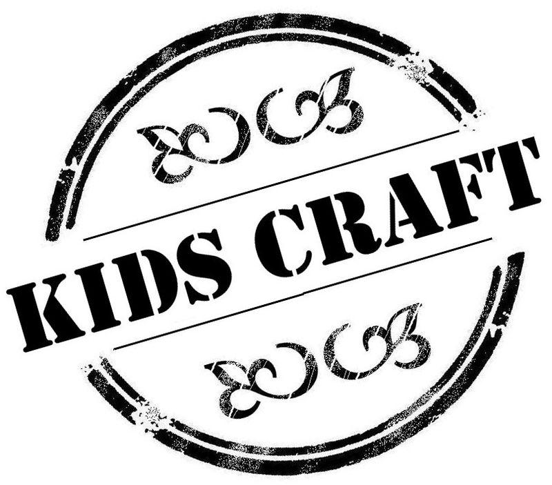 New KIDS CRAFT Stamp