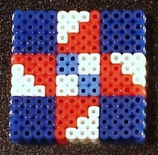 Pinwheel Star Block photo