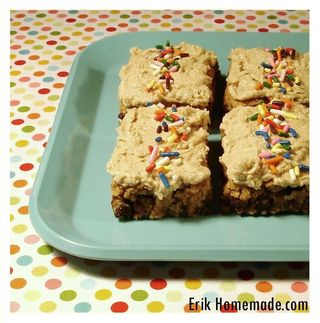 Brown Sugar Butter Bars photo