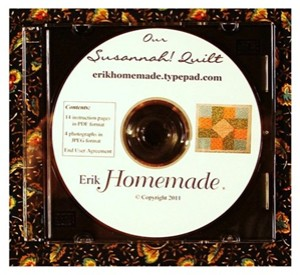 Our Susannah! CD Pattern Catalog