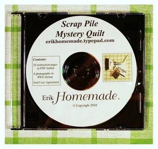 Scrap Pile CD Pattern