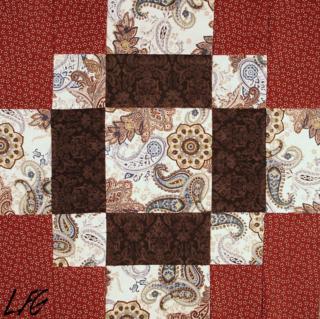Antique Tile Block 2