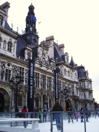 Hotel de Ville janvier 2015 photo