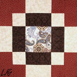 Antique Tile Block 1