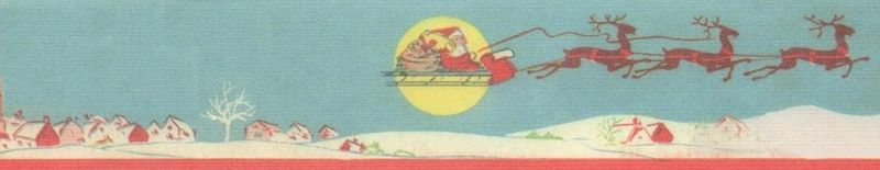 FH Little Santa Banner