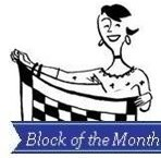Block of the Month ribbon