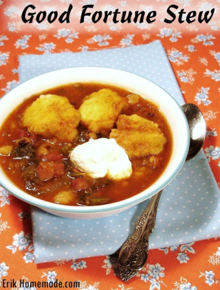 Good Fortune Stew recipe photo