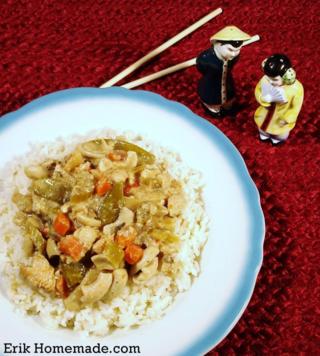Cashew Chicken recipe photo