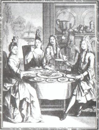 Diner de Fete photo