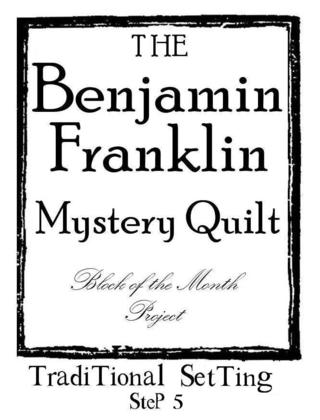 B Franklin Traditional Setting 5