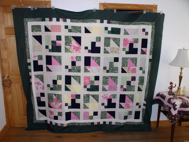 Joanna's Scrap Pile Mystery Quilt